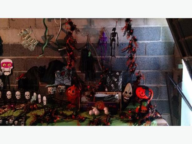 Misc Halloween Decor