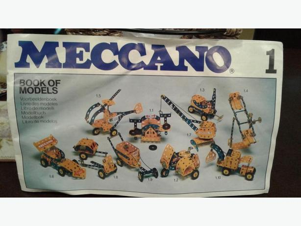 Meccano 1 - model set $19.00 OBO
