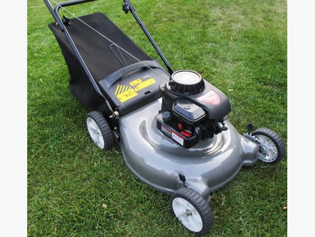 Mulching Lawnmower ~ 5 HP w/ Bag