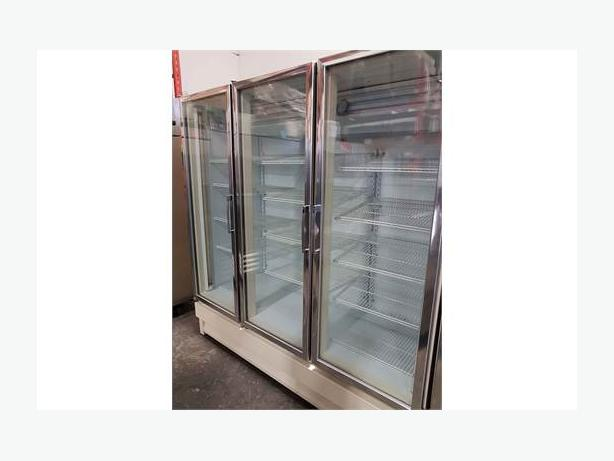 Restaurant Equip Auction Sat 16th-Coolers
