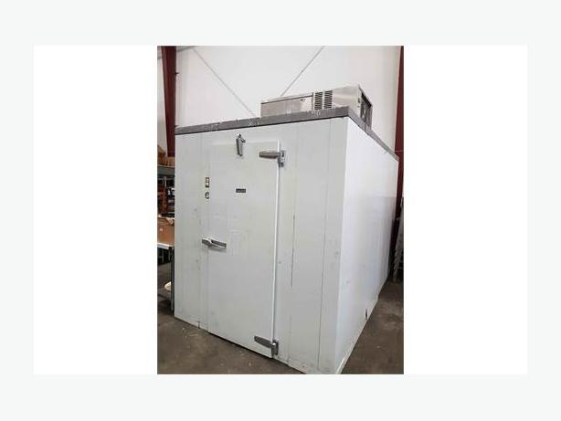 Restaurant Equip Auction Sat 16th-Walk IN Combo Cooler/Freezer