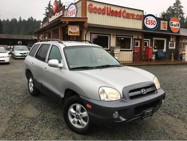 2005 Hyundai Santa Fe - Auto with Only 134,000 KM