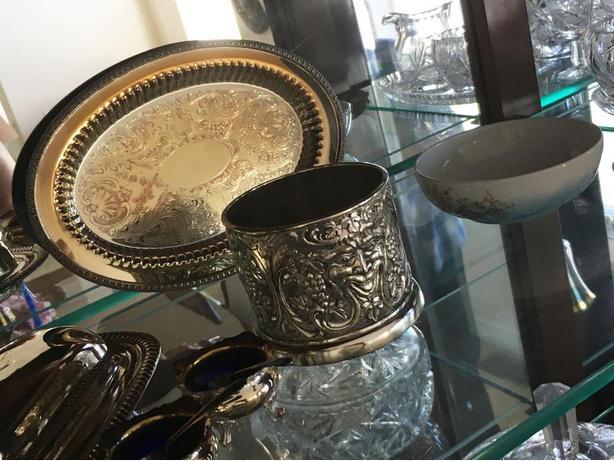 Serveware, Historical Rubbings, Collector Bird Plates, Fine Art & Prints