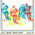 1970s WHA Program, Ottawa 67s program, Hockey Illustrated