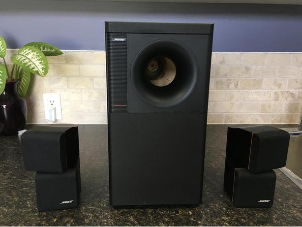 Bose Acoustimatics 5 Series II