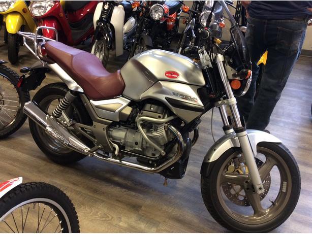 2005 Moto Guzzi Breva 750cc Italian Sportbike, take a L@@K