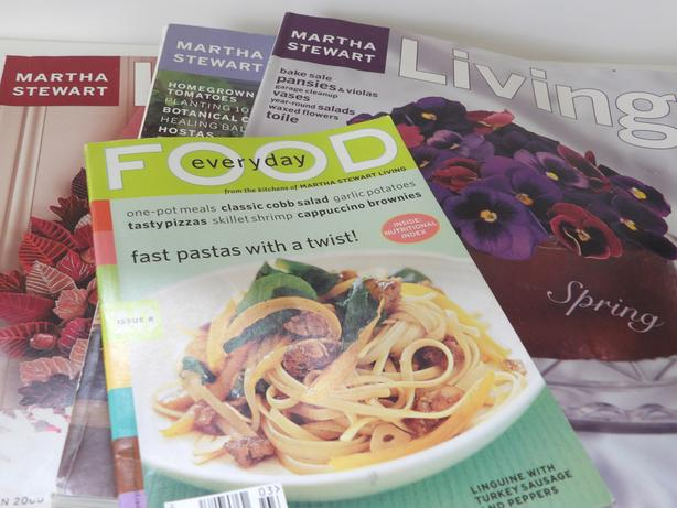 30+ Magazines MS Living, Home, Garden, Herb Book, Food, Kids