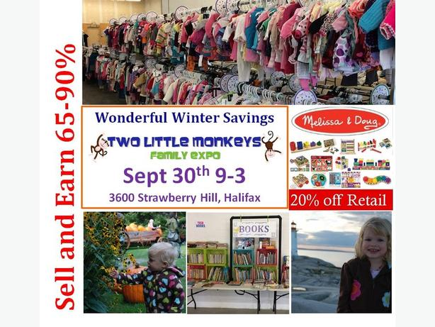 Giant Kids Consignment Sale