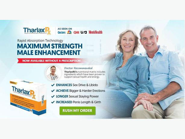 Tharlax RX Male Enhancement Pills Does Really Works?