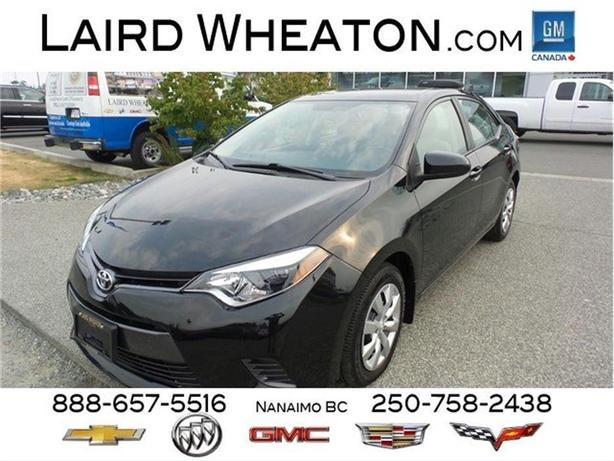 2015 Toyota Corolla LE Very Clean, Back-Up Camera