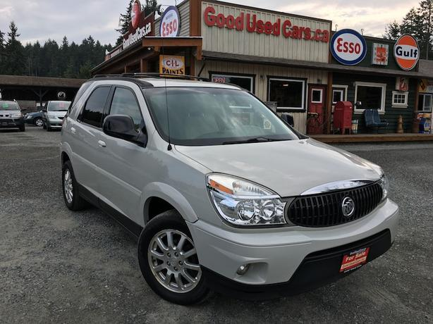 2007 Buick Rendezvous CX Value Price - Automatic