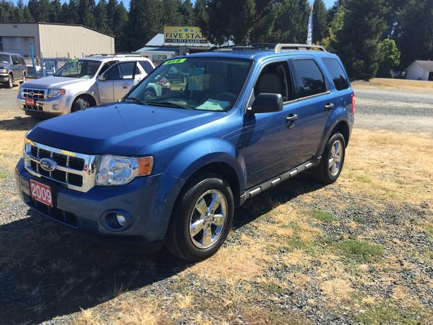 Weekend Special 2009 Ford Escape XLT 4WD 3.0LV6 Only 159,648Kms No Accidents!