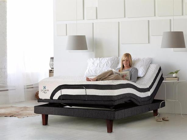 Brand new Queen Sealy Posturepedic Electric  Bed