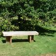 Live Edge Zen Bench