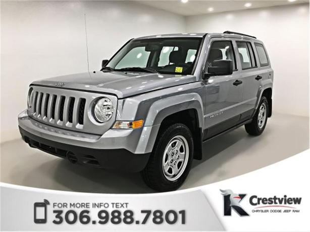 2017 Jeep Patriot Sport 4x4