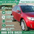 2013 Ford Edge Limited - No PST! w/AWD, Leather, Nav