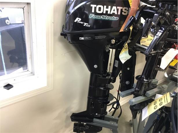 2018 Tohatsu MFS 9.8 hp