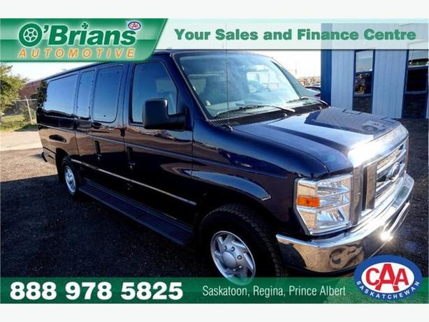 2013 Ford Econoline Wagon XL