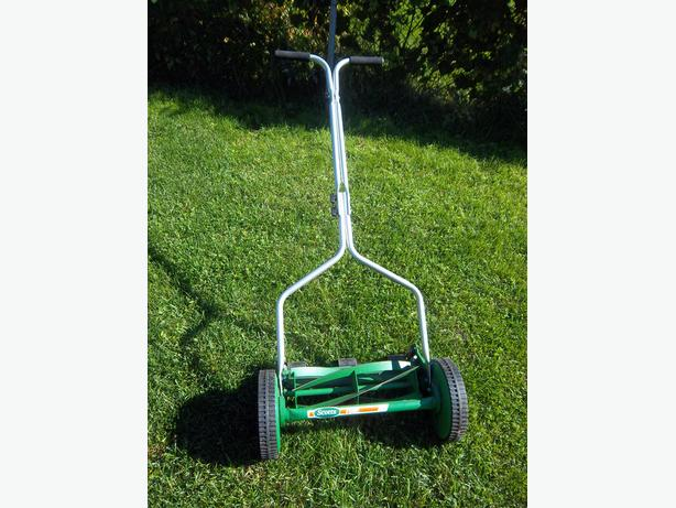 "Scotts Turf 14"" push mower"