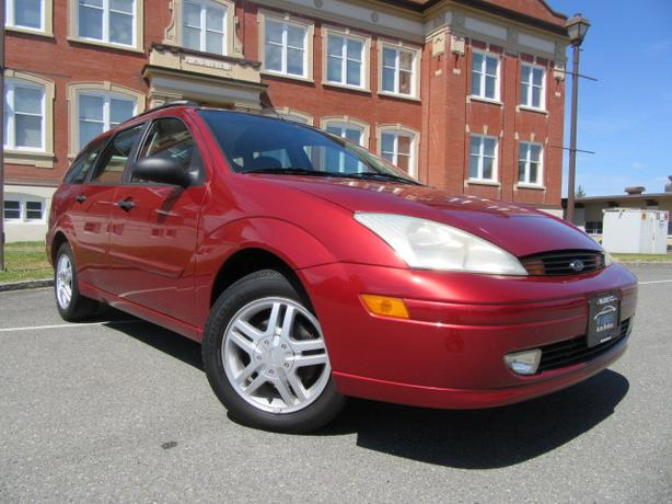 2001 Ford Focus SE Wagon, Low mileage, No Accidents, One Owner