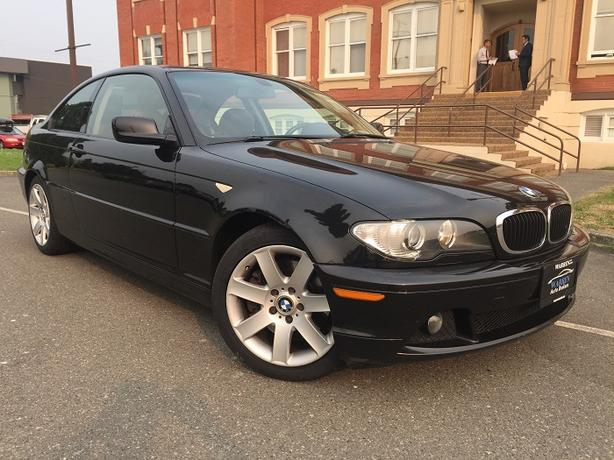 2004 BMW 330ci, Low Mileage, No Accidents, Loaded