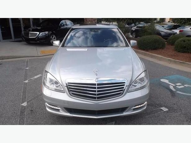 2012 Mercedes-Benz S-Class - S550 4dr Sedan 4.6L V8 Automatic 7-Speed