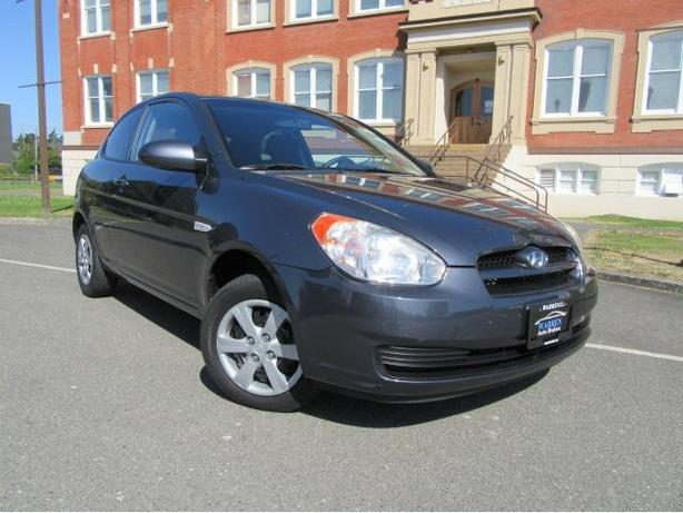2008 Hyundai Accent GL, Hatchback, No Accidents, Low Kms