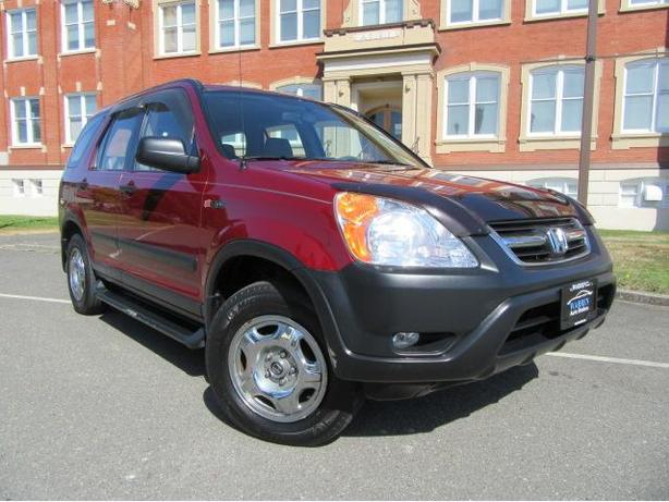 2003 Honda CR-V, No Accidents, 4WD, Very Clean!