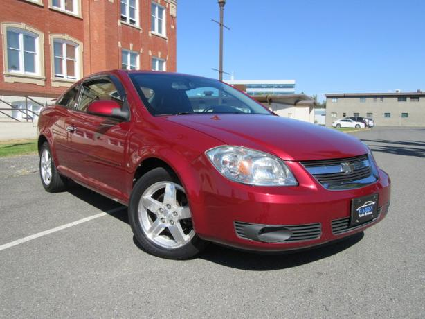 2009 Chevrolet Cobalt LT, Auto, Low Kms, Leather, Sunroof