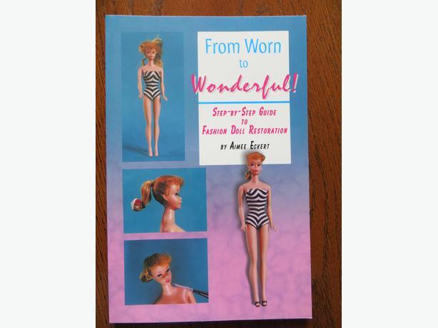 Book: From Worn to Wonderful (Barbie Restoration)