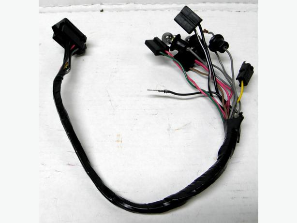 1968 69 70 Chevy Nova SS Console Wiring Harness 4-Speed Acadian