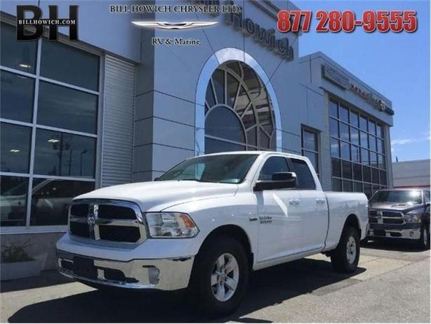 2014 Ram 1500 SLT - Bluetooth -  Siriusxm -  Keyless Entry - $15
