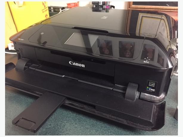 FREE: Canon Pixma 7520