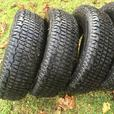 Winter Tires (Brand new) Studded