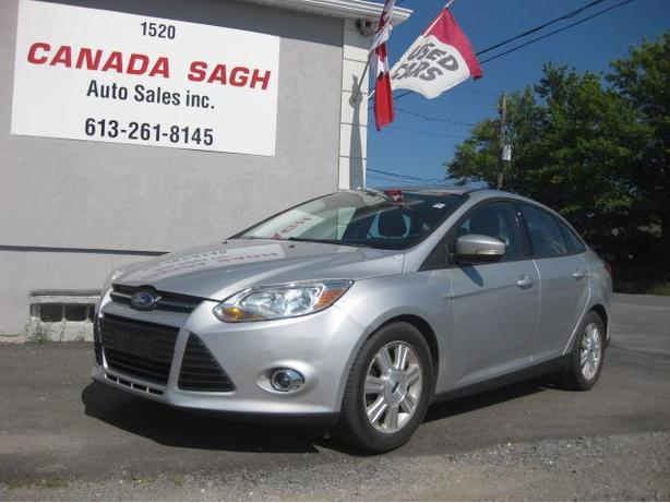 2012 Ford Focus 142km AUTO/RIMS/PWR , 12M.WRTY+SAFETY for $6490