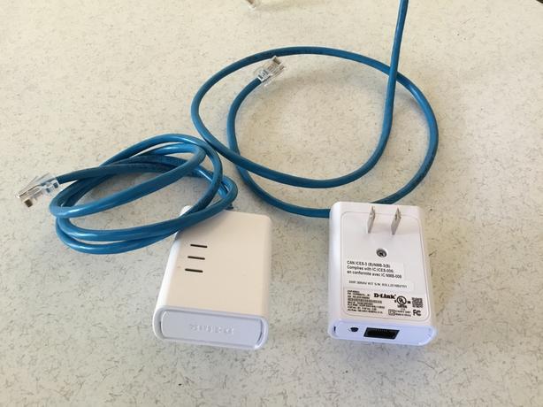 D-Link Wifi Extender