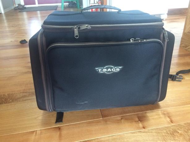 T-Bag for Bigger Bike