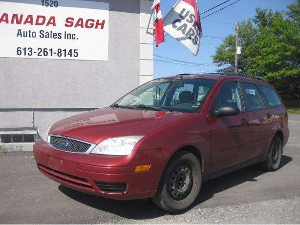 2005 Ford Focus wagon AUTO/PWR/AC , 12M.WRTY+SAFETY $2990