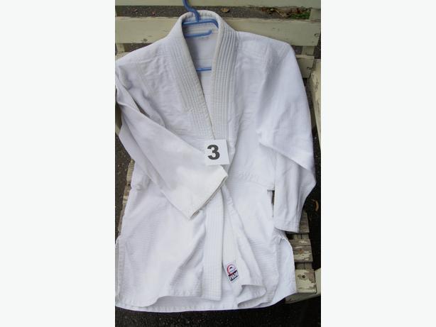 Grappling jackets & pants - Judo/ Jiu-Jitsu/ MMA - sizes 2,3, & 5
