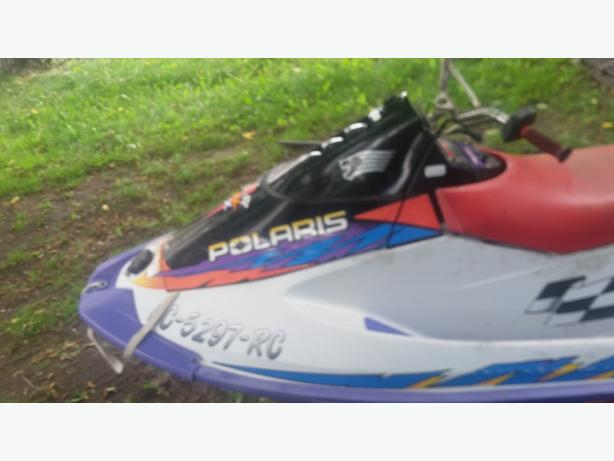 FOR TRADE: polaris slt 780 1996 with vessel pappers
