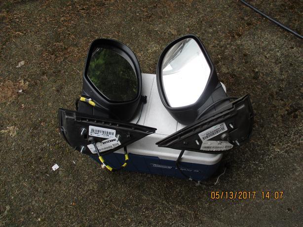 2010 GMC Sierra 2500HD Mirrors