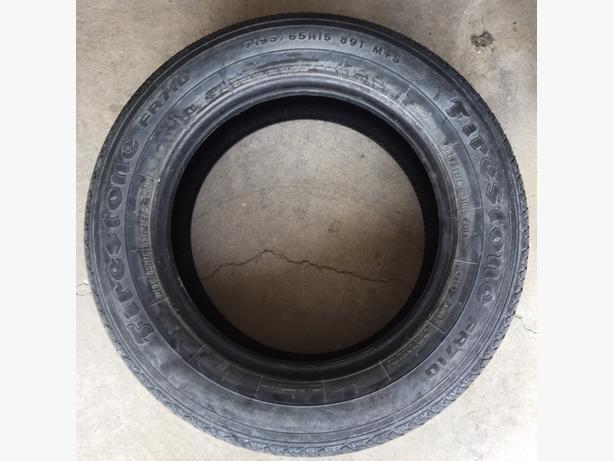 Mint Condition 1 Tire Firestone FR710 195/65/15 89T