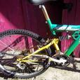 Glacier Mountain Bike - Trax Shock-Absorption