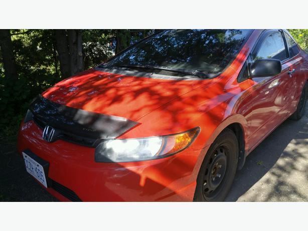 Honda Civic 2 door coupe