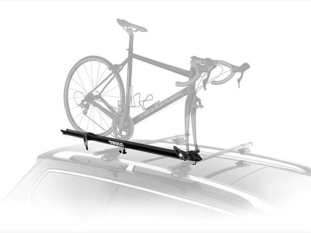 Thule rooftop front fork Bicycle rack