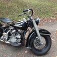 1952 Harley Davidson Panhead El,  For Sale