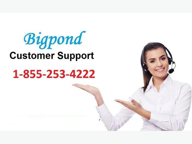 Bigpond Support Canada online support Number 1-855-253-4222