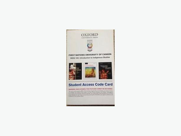 Indigenous 100 Access Card by