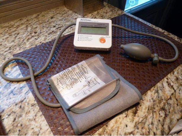 SUNMARK Digital Blood Pressure Monitor