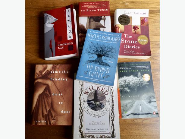 28 Novels - All for $30 OR As Marked